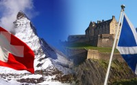 Switzerland-Scotland